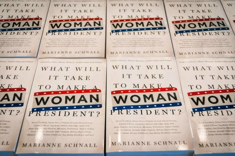 what will it take to make a woman president schnall marianne