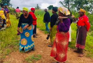 """Malawi activists RISE in 2021 """"to protect Mother Earth, to end child marriages, to ensure that the young girls go back to school and that their perpetrators be charged"""